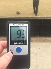 Ball Coach Pocket Radar Gun. All sports speed training tool! Baseball radar gun!