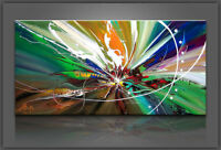 Hand-painted Modern Abstract Wall Decor oil painting on canvas(no framed)