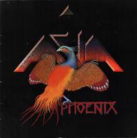 ASIA 2008 PHOENIX TOUR CONCERT PROGRAM BOOK BOOKLET / STEVE HOWE / YES / VG 2 NM