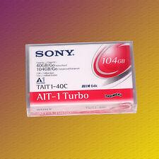 Sony TAIT1-40C, 40/104 GB, AIT-1 Turbo, Data Cartridge Datenkassette, NEU & OVP