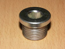Sensor Port Blanking Plug Bung Metric M26 x 1.5mm Hex Socket DIN908-ST-M26x1,5-A