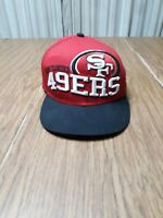 New Era 9Fifty San Francisco 49ers Red/Black NFL Snapback Hat