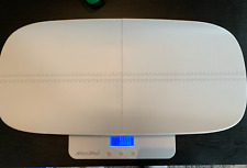 New MomMed Baby Scale, Multi-Function Scale & Height Tracker - Minor box damage