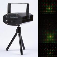 Christmas Decoration - Laser Light Projector - Star Dot Snowflake Burst