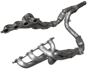 "American Racing Headers 1-3/4"" x 3"" Long System w/ Cats For 14-19 GM 5.3L Truck"
