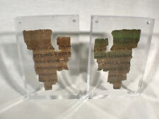St John Fragment The Oldest Testament Piece Papyrus Replica With Frame