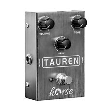 More details for horse electric guitar effects pedal overdrive pedal tauren wide range high gain