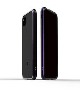 For Google Pixel 5 Aluminum Frame Metal Bumper Slim Hard Case Cover