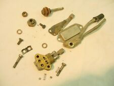 Triumph Cub T20 200Cc Engine Parts Lot, Oil Pump, Oil Manifold Other Parts