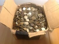 1 Kg.  Of Russian old coins date from 1961 onwards