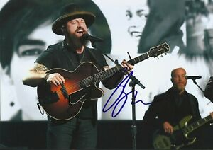 ZAC BROWN Autographed signed photo