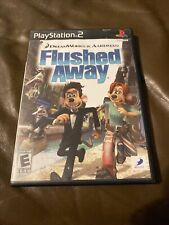 Flushed Away Ps2 Fun Kids Game