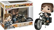 The Walking Dead - Daryl Dixon on Chopper Bike Pop! Rides Vinyl Figure NEW Funko