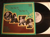 THE OAK'S BAND - S/T - Private Vinyl 12'' Lp./ VG+/ Christian Psych Folk Rock