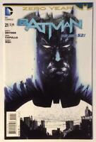 Batman #21 B. 1 for 25 limited edition Rare Variant. DC 2013. VF/NM condition.