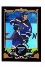 Jay Bouwmeester 2015-16 O-Pee-Chee, Rainbow Foil, (Black), 22/100 !!
