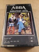 Abba : Greatest Hits : Vintage Tape Cassette Album from 1976