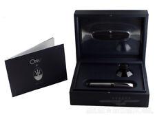 Omas for Maserati LE Sterling Silver Fountain Pen # 016/1200 - SEALED!!