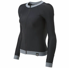 Knox Armoured CE Approved Body Base Under Shirt Ladies Womens Bike Black Size 18