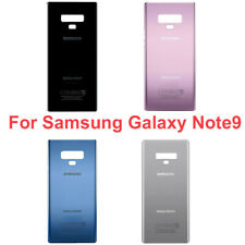 OEM Battery Cover Glass Rear Back Door For Samsung Galaxy Note 9 N960 + Tape USA