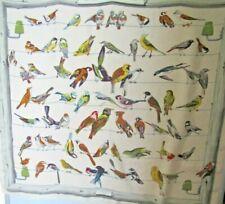 Hermes scarf - Les Oiseaux de Champs et des Bois - 1953
