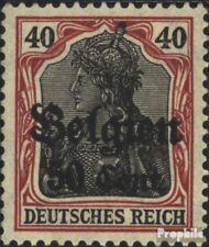 Duits. Land Post in België 20 postfris 1916 Germania