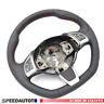 Tuning Volant gainé de cuir aplati Fiat 500 Abarth Sport volant