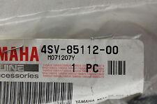 1997-2007 YZF1000 YZF600 YAMAHA (YB32) NOS OEM 4SV-85112-00-00 BRACKET REFLECTOR