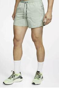 Nike FLEX Stride 5 inch Running Shorts Lined Men XL CJ5453 352 Green Reflectiv