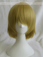 NEW Love live! Koizumi Hanayo Cosplay Costume wig mixed color + free wig cap