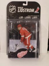 "NICKLAS LINDSTROM McFARLANE NHL SERIES 20 6"" Figure Detroit Red Wings"