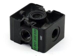 Bosch 0821300920 Aventics Pneumatique 4-fach Répartiteur Verzweiger