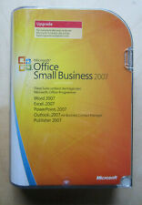 Microsoft Office Small Business 2007 Upgrade Version mit CD