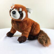 "Discovery Channel Lifelike Red Panda Marsupial Plush 16"" Lovey Stuffed Toy"