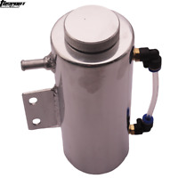 Aluminum Overflow Coolant Tank Reservoir Cooling Radiator Water 500ML Catch