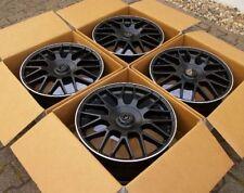 18 Zoll Tuning Felgen SCHWARZ MATT BMW 3er E36 E46 Z3 Z4 M3 E90 E91 E92 E93 NEU