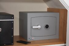 Securikey Mini Vault Silver S2 Size 1 Key Operated Safe - £4K Cash Rating