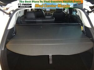 2016-2021 Mazda CX-9 Retractable Cargo Cover in Black  TK78V1350