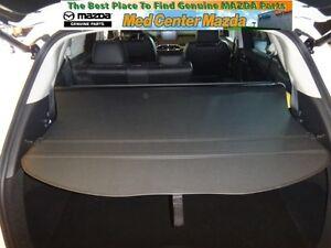 2016-2021 Mazda CX-9 Retractable Cargo Cover in Black  TK78V1350