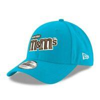 Kyle Busch New Era M&M's Hazelnut Spread 9FORTY GCP Adjustable Driver Hat - Blue