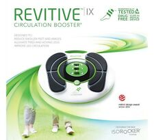 BEST PRICE! REVITIVE IX CIRCULATION BOOSTER ACTEGY AS SEEN ON TV SWOLLEN LEGS