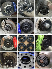 4Pc 25mm Wheel Spacers for Mercedes Benz C C CL CLS E Class 5x112 66.5 Bore