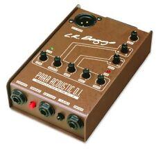 LR Baggs PARA Acoustic DI 5-Band EQ Aoucstic Guitar Preamp Direct Box