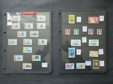 ESTATE: Norfolk Island Collection on Pages, Great Item! (p9076)