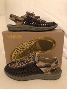 Keen Uneek Camo/Dark Olive Sport Sandal Men's Sizes 7-14/NEW!!!