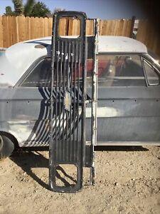 1971 72 73 74 75 76 1977 Chevy Van g10 g20 g30 grille Metal OEM GM
