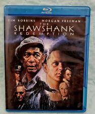 The Shawshank Redemption - Blu-ray - Stephen King - Like New