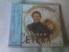 PETER CETERA/CRYSTAL BERNARD - (I WANNA TAKE) FOREVER TONIGHT - JAPAN CD SINGLE