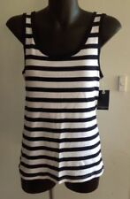 Sportscraft Regular Size Striped Tops & Blouses for Women