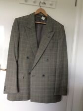 🎀 Vintage Prince Of Wales Check Suit Size 40